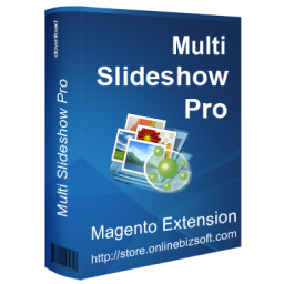 Multi Slideshow Pro Magento Extension