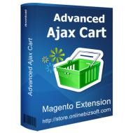 Advanced Ajax Cart