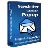 Newsletter Subscribe Popup