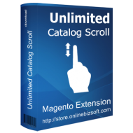 Unlimited Catalog Scroll